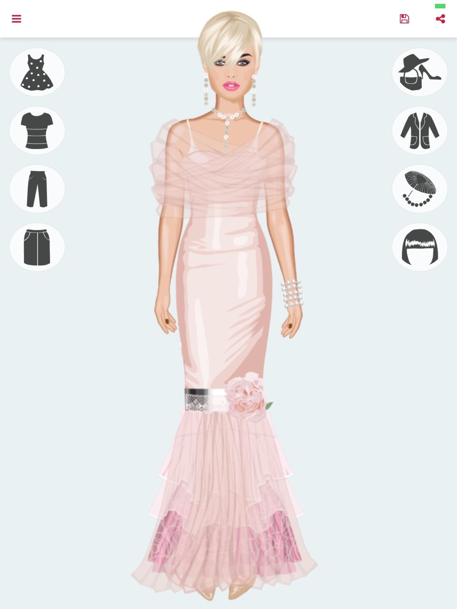 Fashion Superstar Dress Up Appstylist